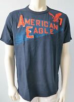 American Eagle Outfitters AE Men Athletic Fit Applique Graphic T Shirt NwT S L