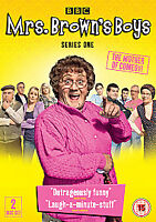 Mrs Brown's Boys - Series 1 - Complete (DVD, 2011, 2-Disc Set) BBC comedy series