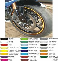 6mm Ducati Racing Wheel Rim Sticker 748 749 916 996 999