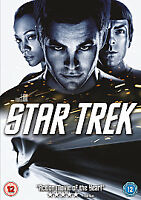 Star Trek DVD Zachary Quinto, Winona Ryder, Leonard Nimoy ** BRAND NEW+SEALED **