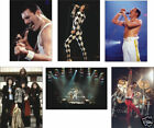 Queen Freddie Mercury Great 6 Card POSTCARD Set