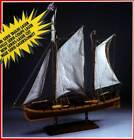 AEROPICCOLA Armed PINNACE Launch wood model ship kit