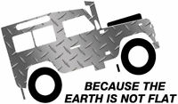 Land Rover Defender 4X4 Off Road,decal,sticker (#2)