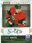 07-08 TODD WHITE UD BE A PLAYER SIGNATURES---THRASHERS