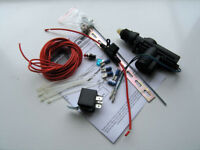Electric Boot Pop Release Kit for Mazda inc. 2 3 6 MX5