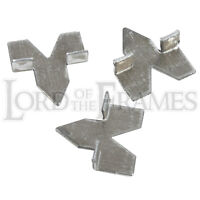 100 Fletcher PUSH POINTS Tabs for Picture Frame Framing / Window Glazing