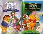 Winnie The Pooh;Seasons Of Giving; & Winnie The Pooh;Pooh's Grand Advent.(2 VHS)