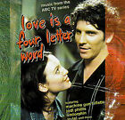 (MUSIC FROM THE ABC TV SERIES)LOVE IS A 4 LETTER WORD/VARIOUS ARTISTS