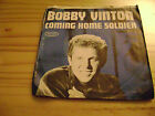 """BOBBY VINTON """"COMING HOME SOLDIER"""" EPIC 45 RPM SINGLE"""