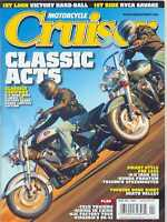 MOTORCYCLE CRUISER Magazine APRIL 2012 (NEW COPY)