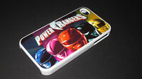iphone 4 4s mobile phone hard case cover Powers Rangers