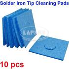 10pc/Lot Universal Soldering Iron Cleaner Replacement Sponges Tip Cleaning Pad