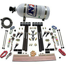 Nitrous Express 90096-10 6-CYL. SX2 DUAL STAGE NOZZLE SYSTEM - 8 SOLENOIDS (150-