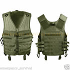 Customizable Advanced MOLLE Compatible Tactical Vest - OLIVE DRAB