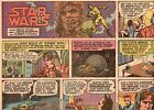 STAR WARS Newspaper Comic Strip Sunday December 14 1980 / 1/2 Tab 13 x 8.5