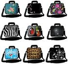 "10 10.1 10.2"" Colorful Laptop Netbook Ipad Tablet Shoulder Bag Case Sleeve Pouch"