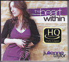 """""""Julienne Taylor - The Heart Within"""" Audiophile HQCD Hi-Quality CD Made in Japan"""