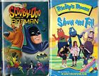 Scooby-Doo Meets Batman (VHS, 2002, Clamshell) & Ricky's Room Show And Tell