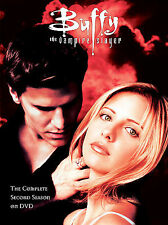 Buffy the Vampire Slayer - Second Season Two (2) (DVD, 6-Disc Set New Sealed
