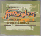 FREESTYLERS B-Boy Stance CD 4 Track feat Tenor Fly