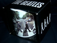 THE BEATLES ABBEY ROAD OFFICIAL HANDLED  MUG - CUP- BOXED - MINT - NEW - FAB !