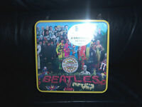 The BEATLES SGT PEPPERS DOUBLE SIDED JIGSAW PUZZLE Brand New and In SEALED Box