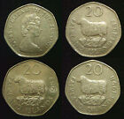 FALKLAND ISLANDS 20p Pence. Choose your coin Supplied in Coin Wallet