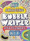 My Amazing Bubble Writer Stationery Kit ' Linda Scott