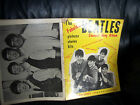 The Beatles 1963 FIRST Sheet Music SONG BOOK 1st Issue NORTHERN SONGS