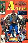 A-Team #1-3 Set/Mr T/Marie Severin/Jim Salicrup/1984 Marvel Comics