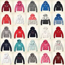 New Hollister By Abercrombie Womens Hoodie Sweatshirt Pullover Size XS S M L Nwt