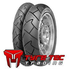 CONTINENTAL CONTI TRAIL ATTACK 2 MOTORCYCLE TYRES - PAIR DEALS