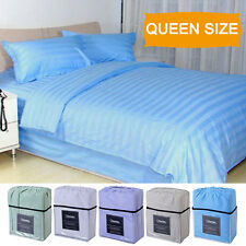 1800 Count 4 Piece Bed Sheet Set Deep Pocket 5 Color Available Queen Size New
