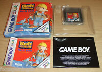 Bob The Builder Fix It Fun! - Gameboy Color Colour GBC TESTED BOXED