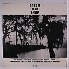 VARIOUS: Cream Of The Crop LP (disc close to M-, small toc, slight cover wear)