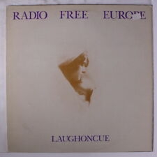RADIO FREE EUROPE: Laughoncue LP (small tag on cover, very slight cover wear) R