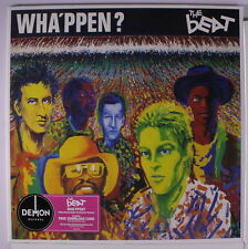 BEAT: Wha' Ppen? LP (Euro, 180 gram reissue, w/ card for free download) Rock &