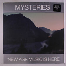 MYSTERIES: New Age Music Is Here LP Sealed (w/ download) Rock & Pop