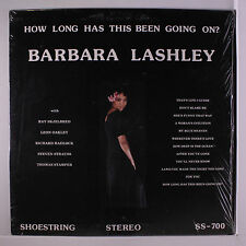 BARBARA LASHLEY: How Long Has This Been Going On? LP (disc close to M-, shrink)