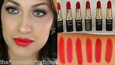 Loreal Colour Riche Limited Edition Lipstick~Sealed~CHOOSE YOUR SHADE :)