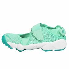 Wmns Nike Air Rift Artisan Teal Green White Womens Running Shoes 315766-301
