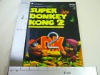 SUPER DONKEY KONG 2 Guide Book SFC SG