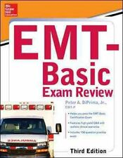 McGraw-Hill Educations's EMT-Basic Exam Review by Peter A. DiPrima, George P....