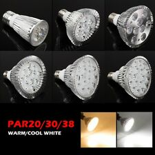 Factory Dimmable E27 PAR20 PAR30 PAR38 6W 18W 24W 30W LED Ampoule Lamp Spotlight