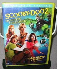 Scooby Doo 2 Monsters Unleashed SEALED NEW DVD Gellar Cardellini YELLOW CASE
