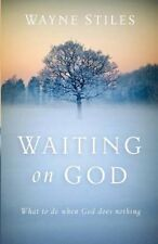 Waiting on God: What to Do When God Does Nothing by Wayne Stiles (Paperback /...