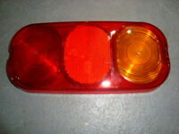JCB PARTS 3CX REAR LIGHT LENS