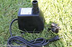 800gph Submersible Pump - Fountain * Pond * Waterfall( Ground powercord)