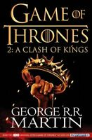 A Clash of Kings: Game of Thrones Season Two by George R. R. Martin...