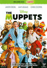 The Muppets (Single-Disc DVD + Soundtrack Download Card) by Amy Adams, Jason Se